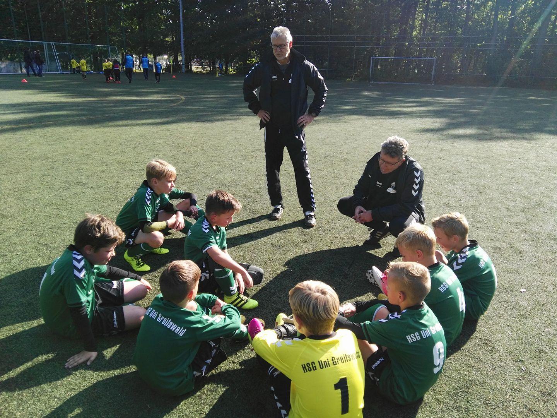 E (A) gewinnt zu Hause gegen FSV Fortuna 90 Neuenkirchen – die ersten 3 Punkte sind gesichert